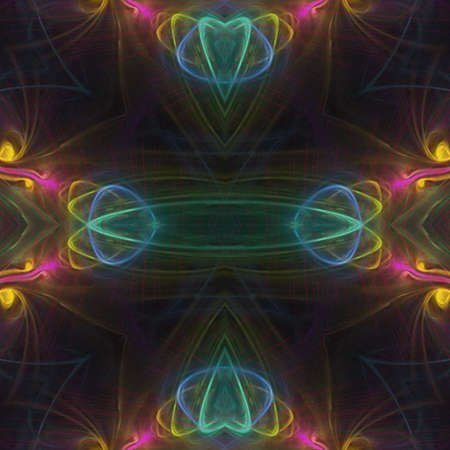 enlightened: Abstract Shape, Design, Pattern