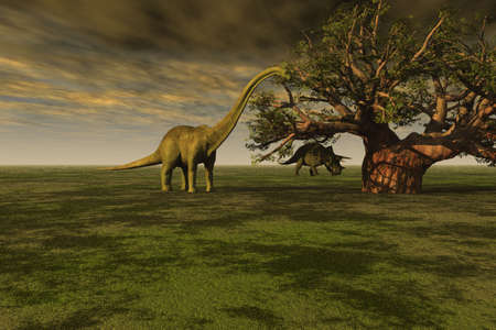 prehistoric animals: Prehistoric World