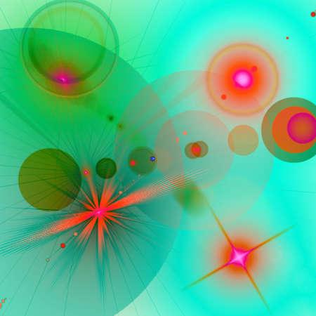 glisten: Patterned Background