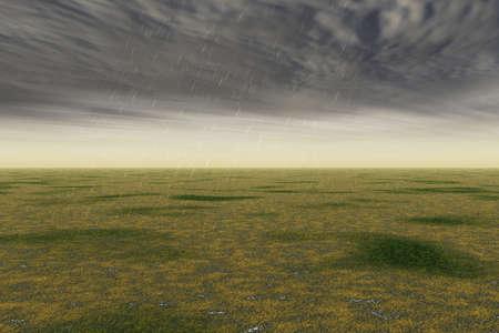 Rain Showers photo