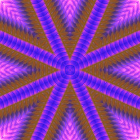 luminosity: Colorful Abstract Pattern