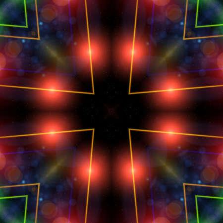 luminosity: Unique Abstract Background Stock Photo