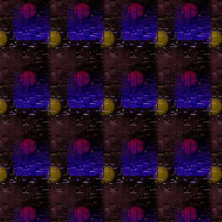 luminosity: Colorful Background Shapes