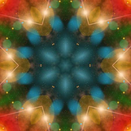 Levendige achtergrond patronen Stockfoto
