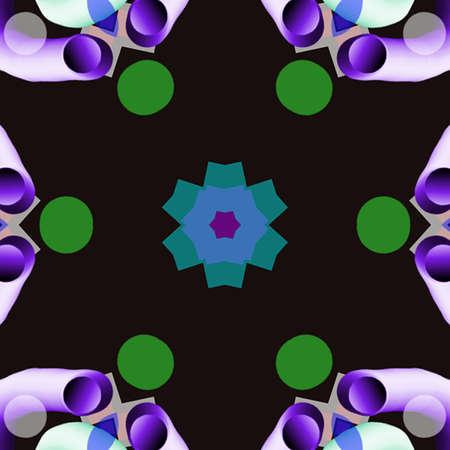 vivid Background Patterns