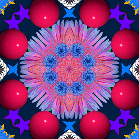 Colorful Patterns and Shapes