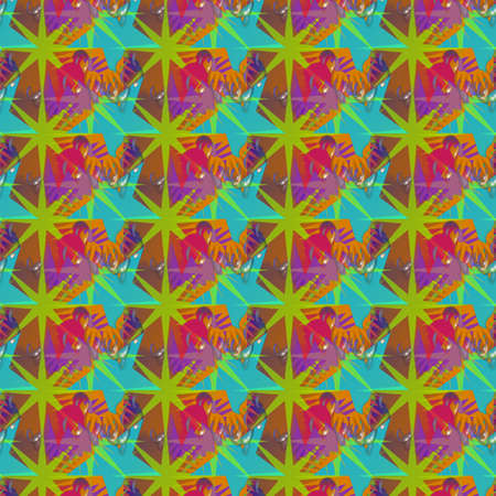 crease: Colorful Patterns and Shapes
