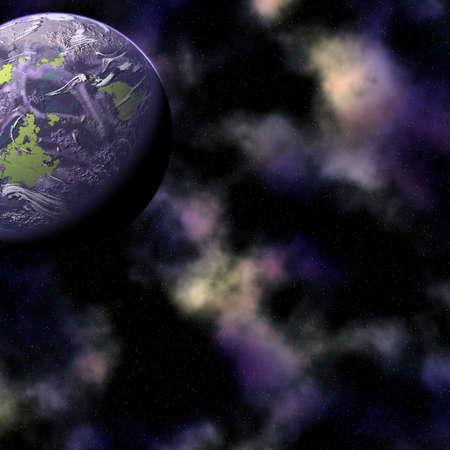 Cosmos  イラスト・ベクター素材