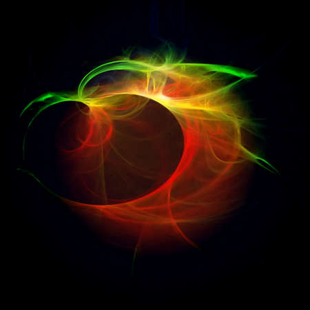 Abstract Design Stock Photo