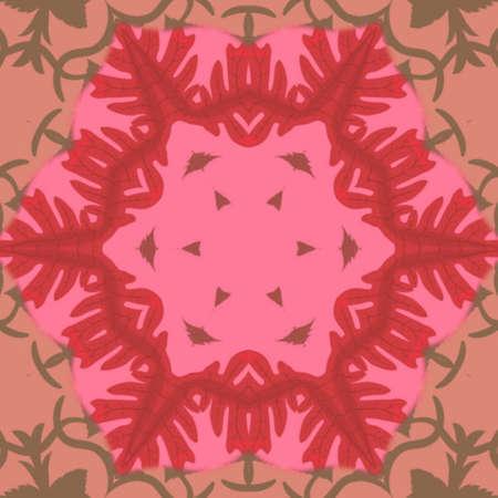 background motif: Unique Patterns and Shapes