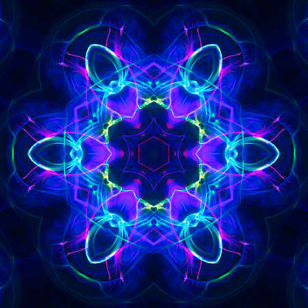 kaleidoscope: Colorful Abstract
