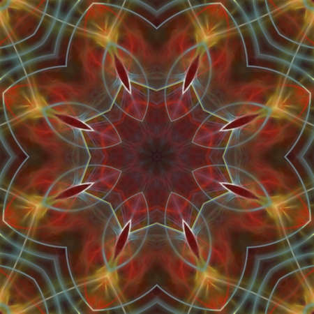 抽象的な形