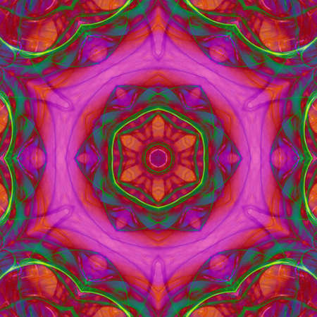 kaleidoscope: Abstract Shape