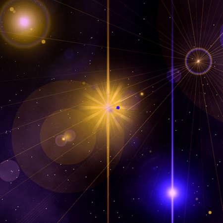 Lights and Stars photo