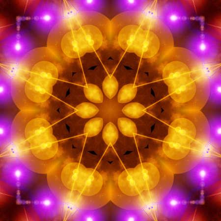 Vibrant Pattern Фото со стока