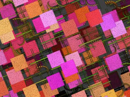 Textured Background Patterns photo