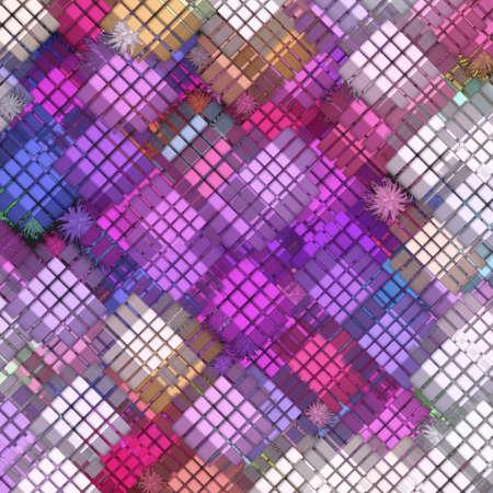 Patrones de azulejos Foto de archivo - 4816025