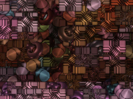 Abstract Patterns Stock Photo - 4860083