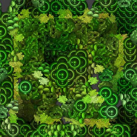 Retro Abstract Pattern Stock Photo - 5052304