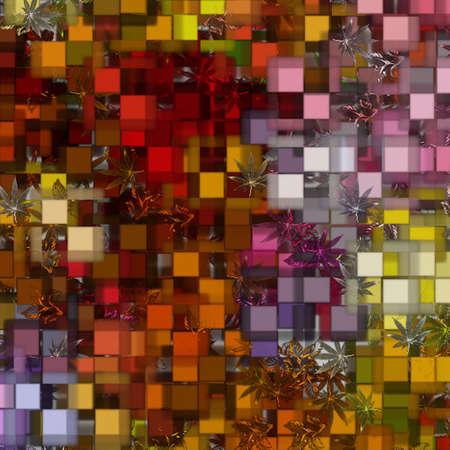 avantgarde: Retro Modern Background