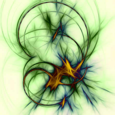 Abstract Art Form photo
