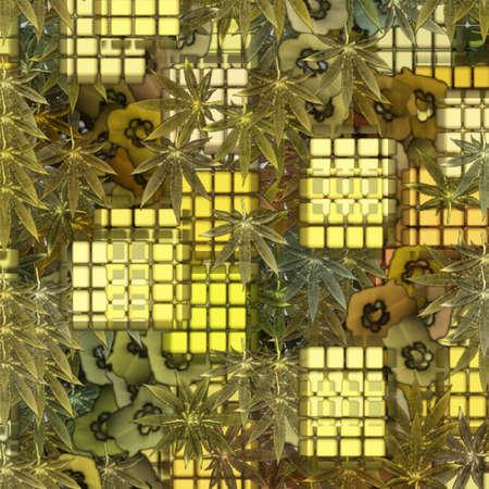 Modern Art Pattern Stock Photo - 6537673