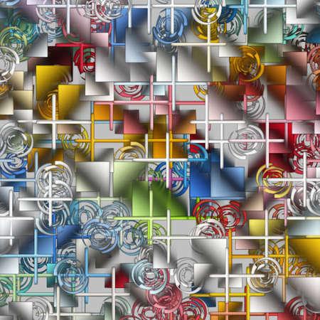 modernistic: Modernistic Pattern