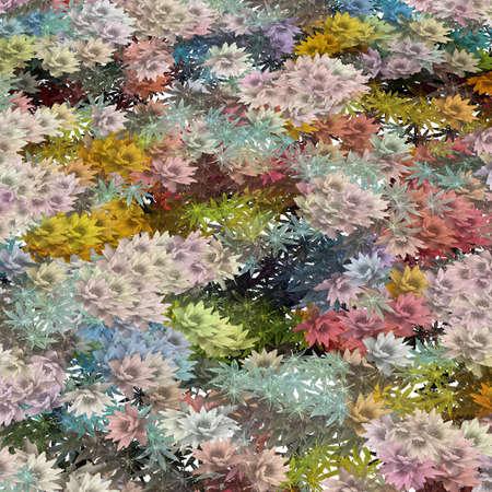 pattern: Modern Art Pattern