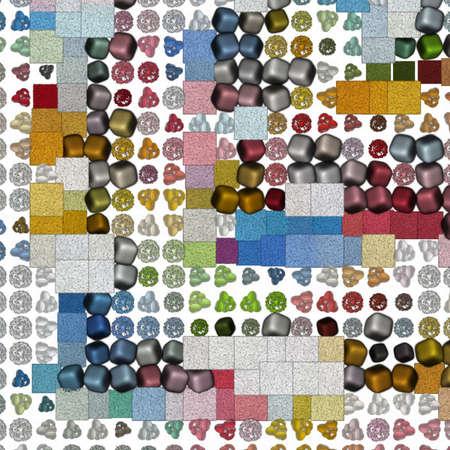 Retro Art Pattern