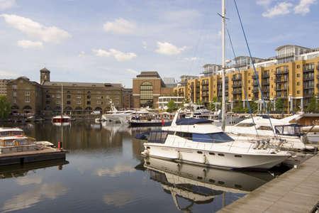 katherine: St. Katherines Dock, London, England