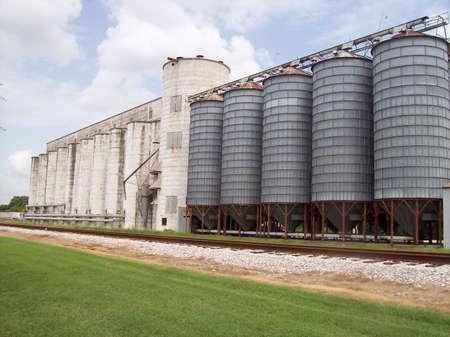 Grain Silo photo