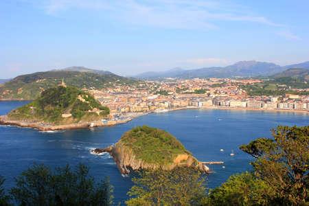 san sebastian: Summer in San Sebastian Donostia, Spain