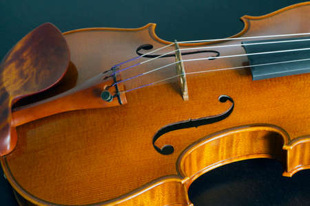 Classic Violin Body Archivio Fotografico - 129754942