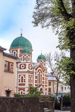 Orthodox Church of Saint George Great in Lviv, Ukraine