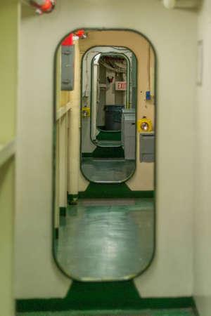 passageway: Naval Ship Passageway