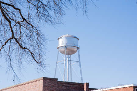 the water tower: Water Tower