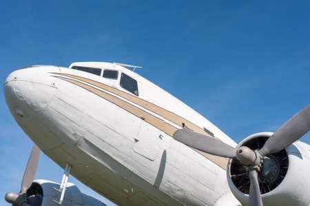 carbo: Old carbo plane