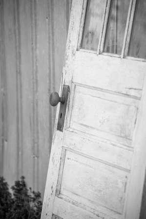 Antique Door 版權商用圖片