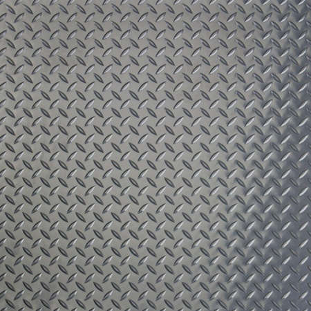 Diamond metal plate pattern and texture background Stock Photo