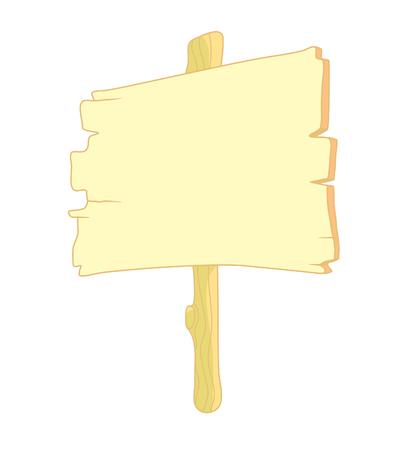 wooden post: Registrarse en pieza de madera