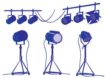 Proyectores para cine y teatro