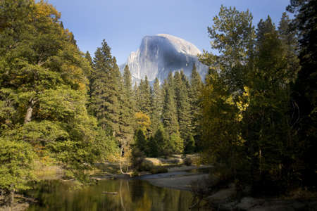 Half Dome Yosemite Stock Photo - 16409311