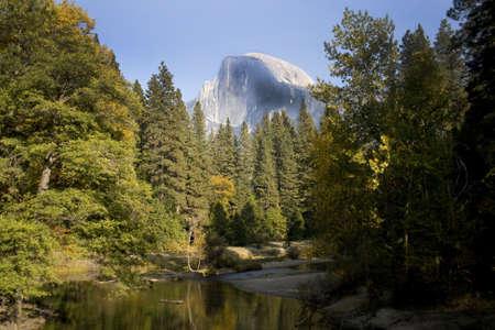 Half Dome Yosemite Stock Photo - 16409311