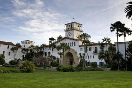 santa barbara: Santa Barbara downtown