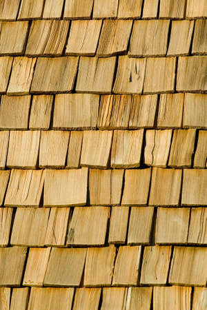 Cedar Shake Shingle Pattern