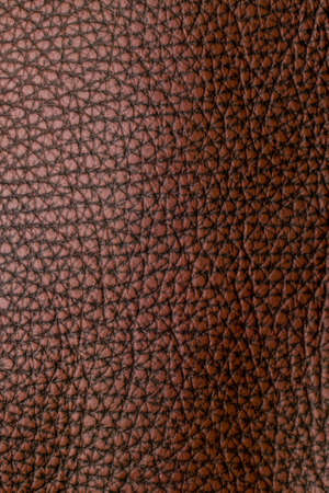 Photograph of textured leather for background material.