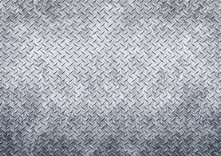Weathered metal diamond plate,Used for textured and background, 3d, illustration