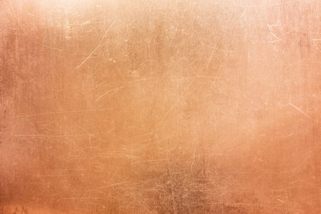Copper Texture Or Bronze Rustic Metal Surface Stock Photo Picture