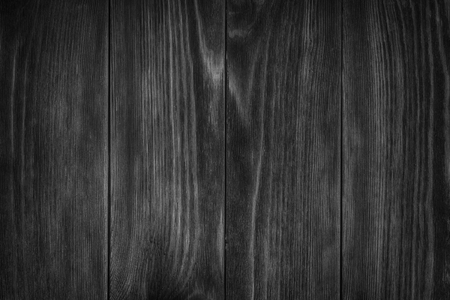 Black Background Aged Wood Texture Seamless Dark Wooden Table Stock Photo