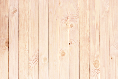 Wood background, light texture of a wooden shield or board panel Stock Photo